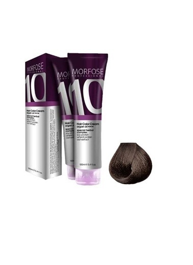 Morfose Morfose Saç Boyası 100 Ml 6.35 Çikolata Kahve Renkli